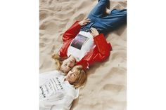 Proenza Schouler PSWL Lookbook With Kim Gordon Sonic Youth Coco Gordon Moore Spring Summer Collection