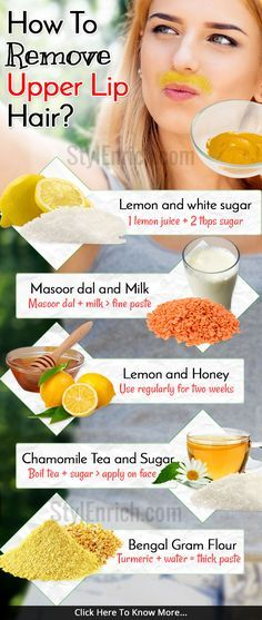Is your self-esteem coming down due to upper lip hair? Want to know how to get rid of upper lip hair? Try these home remedies to remove upper lip hair. Beauty Care, Beauty Skin, Beauty Tips, Diy Beauty, Upper Lip Hair Removal, Hair Removal Diy, Face Hair Removal, Natural Facial Hair Removal, Hair Removal Methods