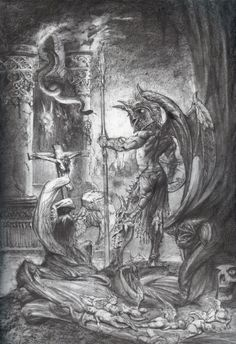 paradise lost - Google Search