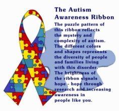 Children's Happenings: Autism Awareness