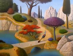 Evgeni Gordiets       Evgeni Gordiets is a Soviet-trained contemporary surrealist phenomenon who was scouted at the age of five as a child p...