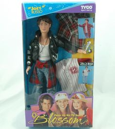 Joey Lawrence as Joey Russo in Blossom Doll by Tyco.