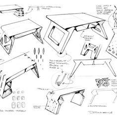 CAD versus Sketching, Why Ask? by James Self