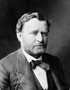 President Ulysses S. Grant was born Hiram Ulysses Grant on April, in Point Pleasant, Ohio, near the mouth of the Big Indian Creek at the Ohio River. American Presidents, Us Presidents, American Civil War, American History, Emotional Pictures, Ulysses S Grant, Presidential History, Union Army, Us History