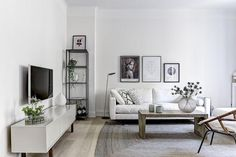 90+ Simple and Elegant Scandinavian Living Room Decor Inspirations