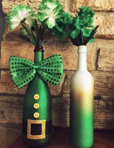 Diy St Patrick's Day Crafts, St Patricks Day Crafts For Kids, Cork Crafts, Holiday Crafts, Handmade Crafts, Deco St Patrick, Fete Saint Patrick, Saint Patrick's Day, St. Patricks Day