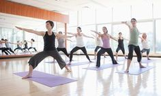 Groupon - Hot Yoga Classes - Five ($ 29) or Ten Visits ($49) at Melbourne Sports…