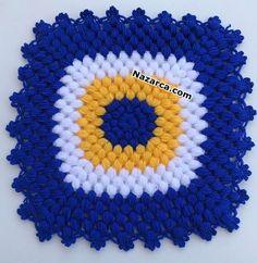 Crochet Lace, Crochet Earrings, Jewelry, Tricot, Panda Party, Crochet Squares, Crochet Designs, Bed Covers, Amigurumi