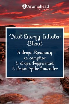 """Do you have allergies that drain your energy? It's no fun! I'm excited to announce that I'm doing a free webinar """"5 Essential Oil Blends for Calming Allergies."""" The dates and times are here:   http://www.aromahead.com/blog/nl-live-pin - On the webinar, I'll talk about how to finally relieve your allergies using essential oils. """"The Aromahead Approach"""" to allergy relief is more than just a quick fix that masks symptoms for a few hours. You CAN get immediate relief and reduce allergies long…"""