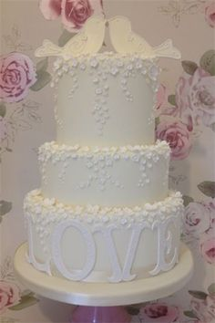 Cheryl's Cake Boutique - Wedding Cake Gallery