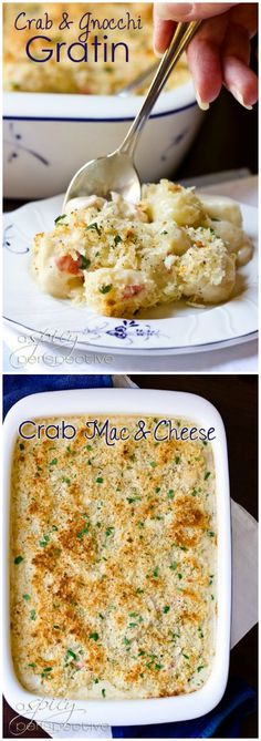 Awesome Crab Mac and Cheese Recipe