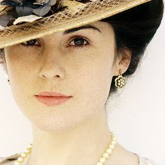 Mary Crawley- she is an infuriating character but this picture is lovely