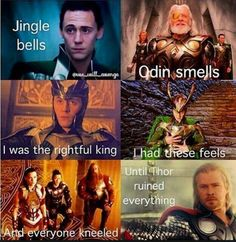 ~~Jingle Bells - Loki Remix~~