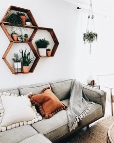 boho home decor ideas - modern living room home design room decor ideas . - boho home decor ideas – modern living room home design room decor ideas boho Best Picture - Living Room On A Budget, Boho Living Room, Home And Living, Earthy Living Room, Earthy Bedroom, Cozy Living, Bohemian Living, College Living Rooms, Cozy Bedroom