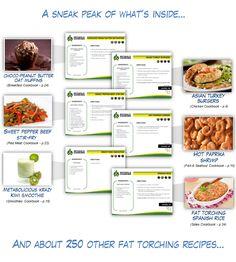 a sneak peak of what is inside of metabolic cooking http://www.theeevolutionaryweightloss.com#