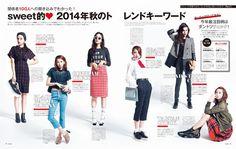 japan magazine layout - Google 搜尋