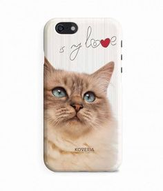 iPhone 6 cover - Love cat Iphone 6 Covers, Phone Cases, Love, Cats, Products, Gatos, Amor, El Amor, I Like You