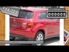 2015 Mitsubishi Outlander Sport DeLand Daytona Orlando N7194
