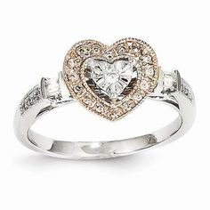 If you like it put a ring on it. Get some help with this 14K Rose & White Gold Diamond Heart Ring - $447.00 from IceCarats.com. Use code INSTALOVE for a 10% discount.  #icecarats #jewelry #fashion #accessories #jewelryjunky #latestfashion #trending #fashiontrends #affordablefashion #lookbook #fashionbloggers #bloggerstyle #bestseller #instaglam #instastyle #wiw #jewelrylover #ootd #streetstyle #jewelrylover #jewelrytrends #dailyinspo #model #romantic #fashionkilla #fashionstory #hollywood…