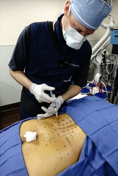 Steven Meier in the operating room performing regenerative treatment for a patient with severe lower back pain. Sciatica Pain Relief, Sciatic Pain, Back Pain Relief, Sciatic Nerve, Severe Lower Back Pain, Low Back Pain, Tight Hip Flexors, Psoas Muscle, Medical Anatomy