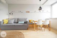 Decoração de salas de estar: ideias e sugestões econômicas! https://www.homify.com.br/livros_de_ideias/2719162