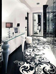 Creative floor
