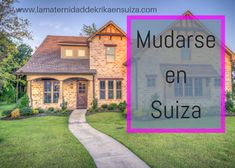 Mudarse en Suiza Mansions, House Styles, Home Decor, Scary Movies, Old Houses, Switzerland, Future House, Decoration Home, Room Decor