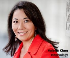 National Director of the Australian Writers' Centre, Valerie Khoo, will be speaking at #Storyology 2014!