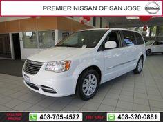2014 Chrysler Town & Country Touring $20,992  miles 408-705-4572 Transmission: Automatic  #Chrysler #Town & Country #used #cars #PremierNissanofSanJose #SanJose #CA #tapcars