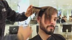 Corte DE Cabelo MASCULINO - Modelo DE Corte Chanel Masculino # Detalhes ...