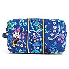 Mickey and Minnie Mouse Disney Dreaming Medium Cosmetic Bag by Vera Bradley $32.00 *Go the the Disney Store at  http://dubli.com/T0US19D6X  *in the Gran Shopping Mall.  Sign up free and receive Cash Back*