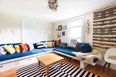 House Tour: Molly Hatch's Creative Haven   Apartment Therapy
