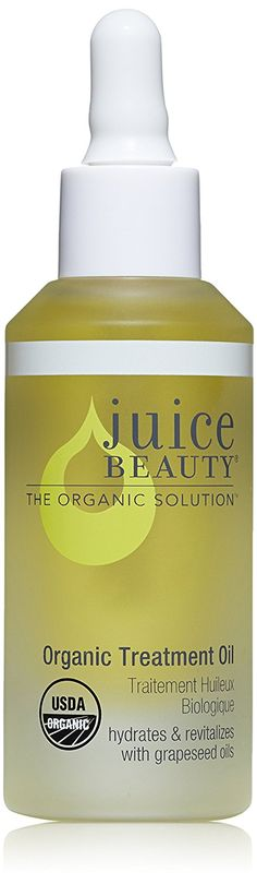 Juice Beauty Organic Treatment Oil, 1 fl. oz. *** This is an Amazon Affiliate link. Click on the image for additional details.