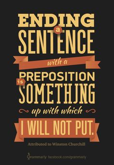 """If you like this and other educational content, be sure to """"like"""" the post. What you """"like"""" is what we will post more of in the future!  Later, on the blog, learn everything you've ever wanted to know about prepositions! http://blog.grammarly.com."""