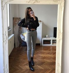 """7,063 Likes, 91 Comments - @mari_malibu on Instagram: """"Today ☕️ really into these pants!!! And comfy @zaful sweater as always my beloved favorite. Hope…"""""""