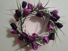 uDanky / Jarný veniec ne dvere Floral Wreath, Wreaths, Home Decor, Floral Crown, Decoration Home, Door Wreaths, Room Decor, Deco Mesh Wreaths, Home Interior Design