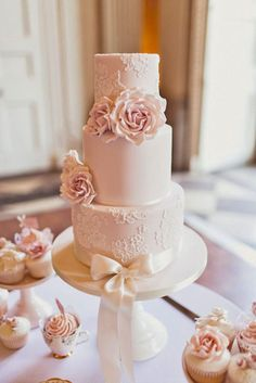 Beautiful Wedding Cakes The Best From Pinterest ❤ See more: http://www.weddingforward.com/beautiful-wedding-cakes/ #weddings
