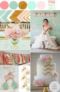 Pastel Wedding I MG Evénements Ile de Ré