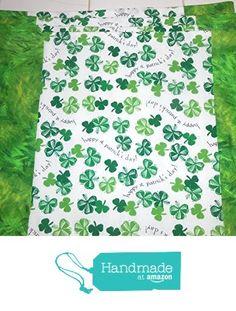 Happy St. Patty Day 4pc Placemat Set from ColdStreamCrafts http://www.amazon.com/dp/B01APZL3N2/ref=hnd_sw_r_pi_dp_PFSMwb0KN61FH #handmadeatamazon