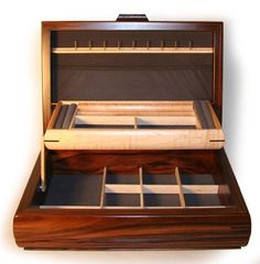 Fine Wood Wording: Selecting the Perfect Jewelry Box