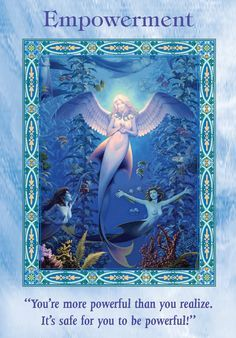 Oracle Card Empowerment | Doreen Virtue - Official Angel Therapy Website
