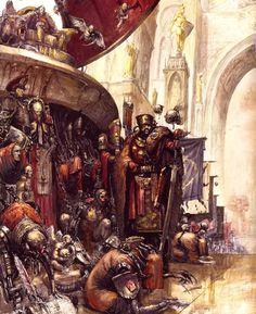 Imperium Marches On by MajesticChicken.deviantart.com on @deviantART