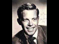 I'm not really a Dick Haymes fan, but i think this version of the Warren-Gordon song is great Johnny Tillotson, 40s Music, Dick Haymes, Johnny Rivers, Johnny Mathis, Still Picture, Old Song, Easy Listening, Hit Songs