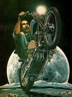 moon wheelie