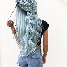 #dutchbraids #sidebraid #wigs #braid #perfectbraids #braidinspo #instabraid #hairdo #braidgoals #hairofinstagram #perfectbraid #cutehairstyles #braidgoals #hairgoals #cghphotofeature #americanstyle #fishtailbraid #inspirationalbraids #fishtailbraids #hairdo #hudabeauty #hairproduct #braidideas #bowbraid #fishtail #easyhairdo #yesbellami #mermaidhair BELLAMI Hair @behindthechair_com Huda Beauty @pulpriot...