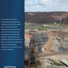 TECHNICAL FALL PROTECTION FOR THE MINING INDUSTRY ARTICLEThe mining industry facesmany complex challenges whenendeavouring to keep its workerssafe. Day to d. http://slidehot.com/resources/fall-protection-mining-case-study-by-capital-safety.47584/