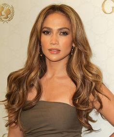 More Pics of Jennifer Lopez False Eyelashes (21 of 33) - Jennifer Lopez Lookbook - StyleBistro