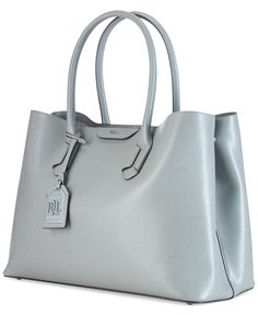 Lauren Ralph Lauren Tate City Tote - All Handbags - Handbags & Accessories - Macy's