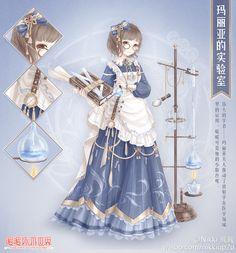 New Mobile Games Design Style Ideas Dress Up Diary, Character Inspiration, Character Design, Kleidung Design, Nikki Love, Anime Dress, Estilo Anime, Dress Drawing, Jolie Photo