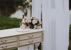 Nightstand, Table, Furniture, Home Decor, Classic, Wedding, Decoration Home, Room Decor, Night Stand